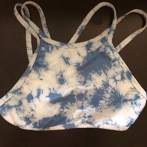 Other - Blue tie dye swimsuit